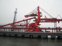 移動式散貨裝船機