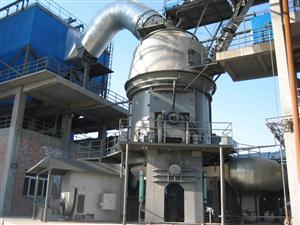 礦渣粉磨生產線成套設備