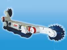 1100系列交流电牵引采煤机