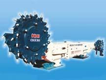 710係列交流電牽引采煤機