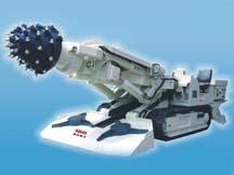 EBZ160A掘進機