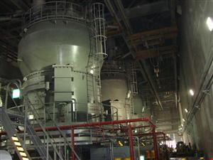 MP型輥盤式磨煤機