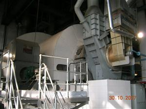 MGS型雙進雙出鋼球磨煤機