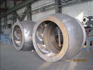 Fan pump castings